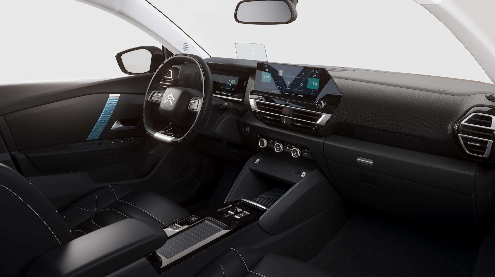 """Citroën"" elektromobilis – kompaktinės klasės ""ë-C4"" modelis | V. Krozas (W. Crozes), Continental Productions nuotr."