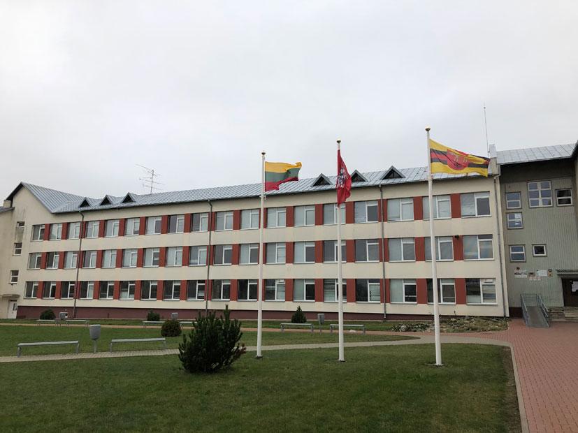 Lazdijų Motiejaus Gustaičio gimnazija | punskas.pl nuotr.