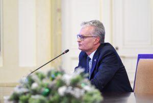 LR Prezidentas Gitanas Nausėda | lrp.lt nuotr.