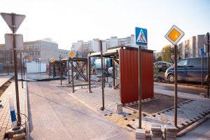 Saugaus eismo miestelis | kaunas.lt nuotr.