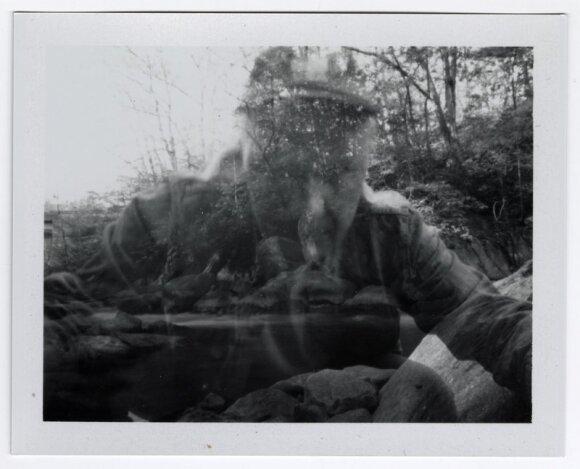 "Arūnas Kulikauskas. Autoportretų serija ""Pats / Self"" | Fotografijos muziejaus nuotr."