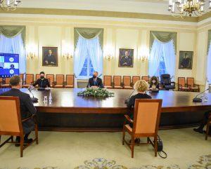 Susitikimas Prezidentūroje   prezidentas.lt nuotr.