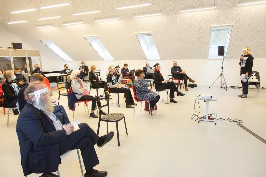 Konferencijos dalyviai   G. Beržinsko nuotr.