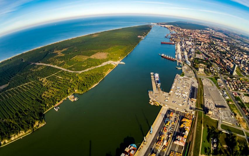 Klaipėdos jūrų uostas   sumin.lrv.lt nuotr.