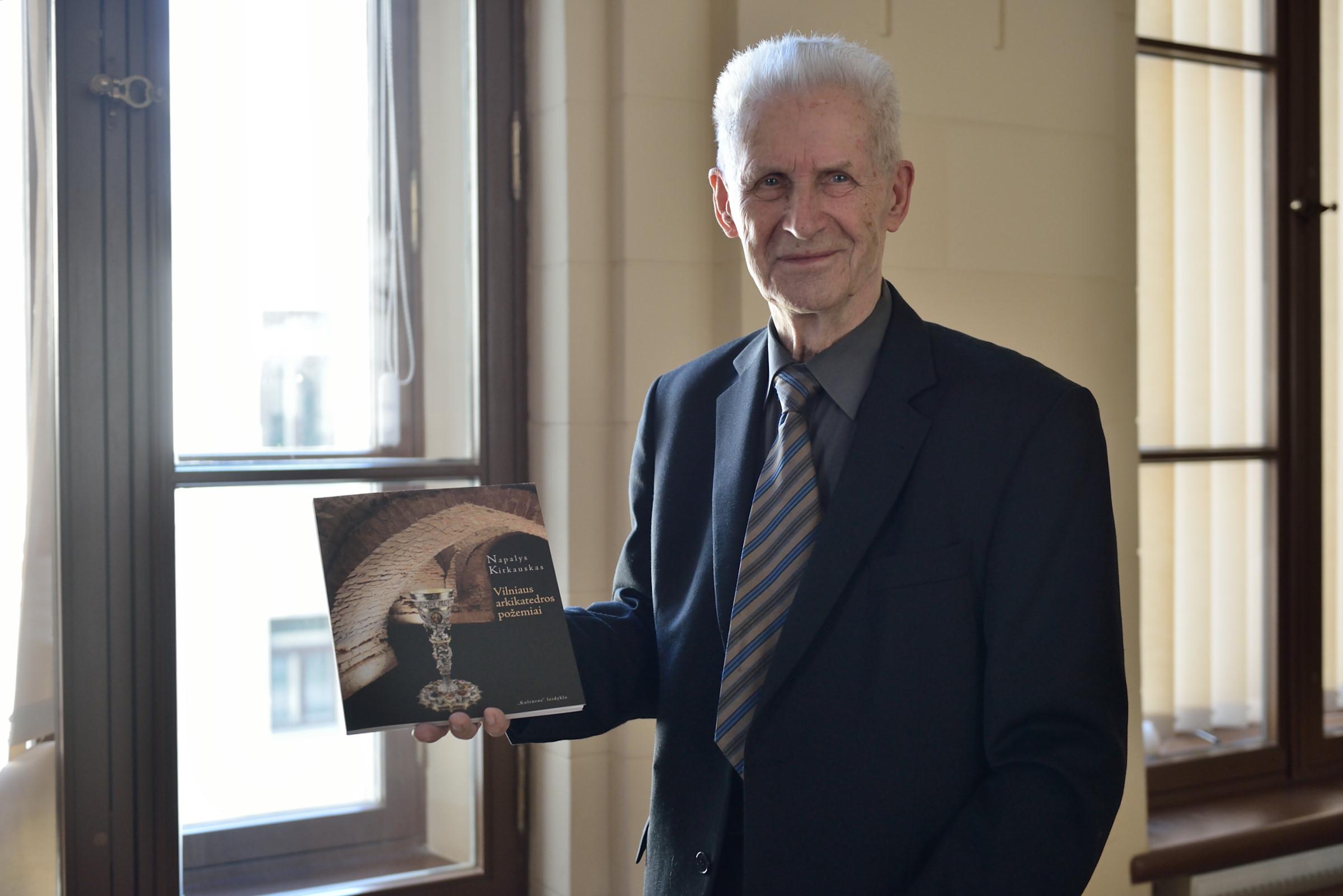 dr. Kazys Napaleonas Kitkauskas | Valdovų rūmų muziejus, V. Abramausko nuotr.