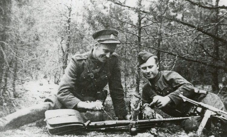 Merkio rinktinės štabo dienoraštis 1945–1946 m. Viršelis. 2020m.   rengėjų nuotr.