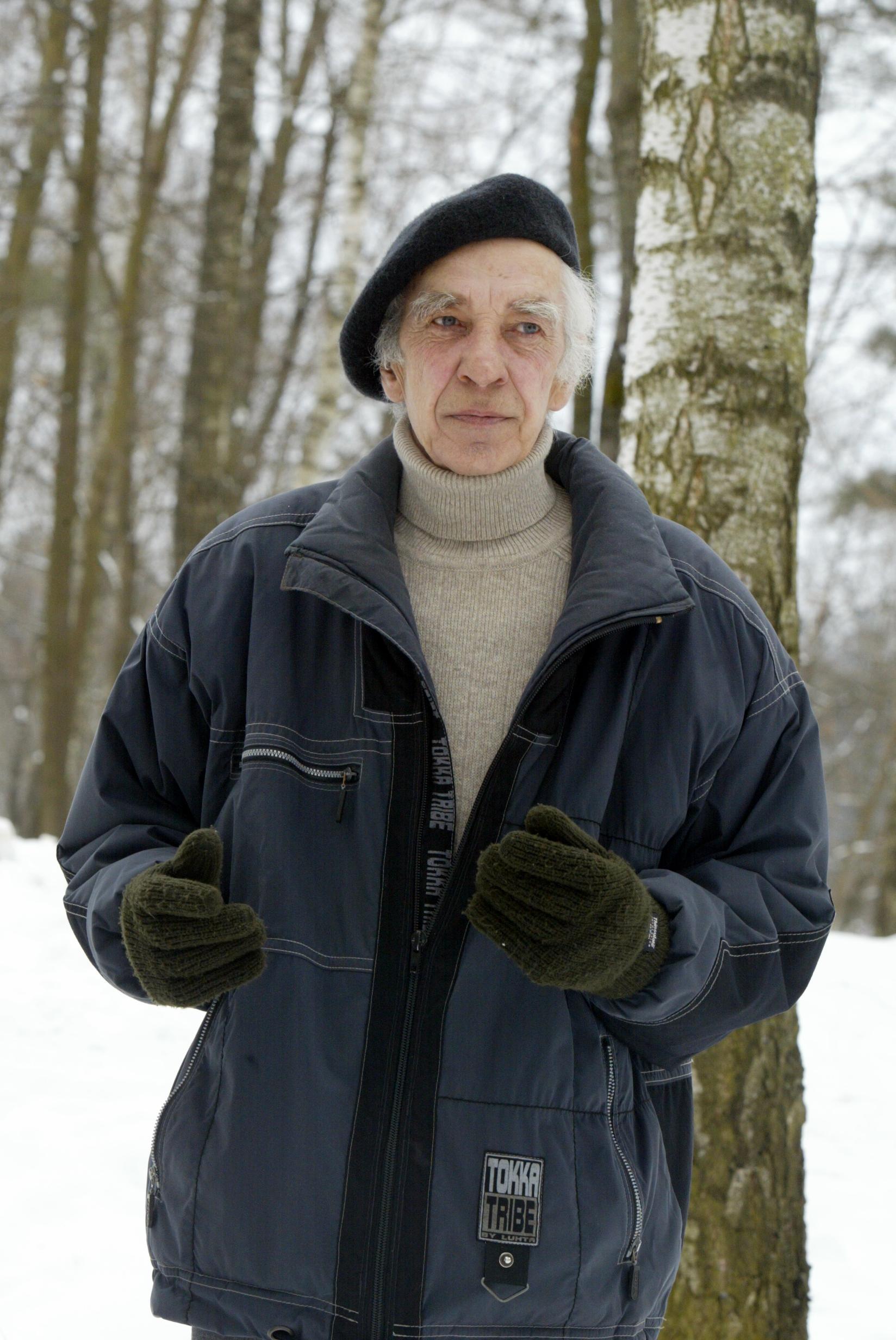 Kai Z.Butkevičius su savo taksu Bušu įsikurdavo prie televizoriaus, jų nuomonės visiškai sutapdavo: įdomiausios laidos - apie gyvūnus. | I.Gėlūno nuotr.