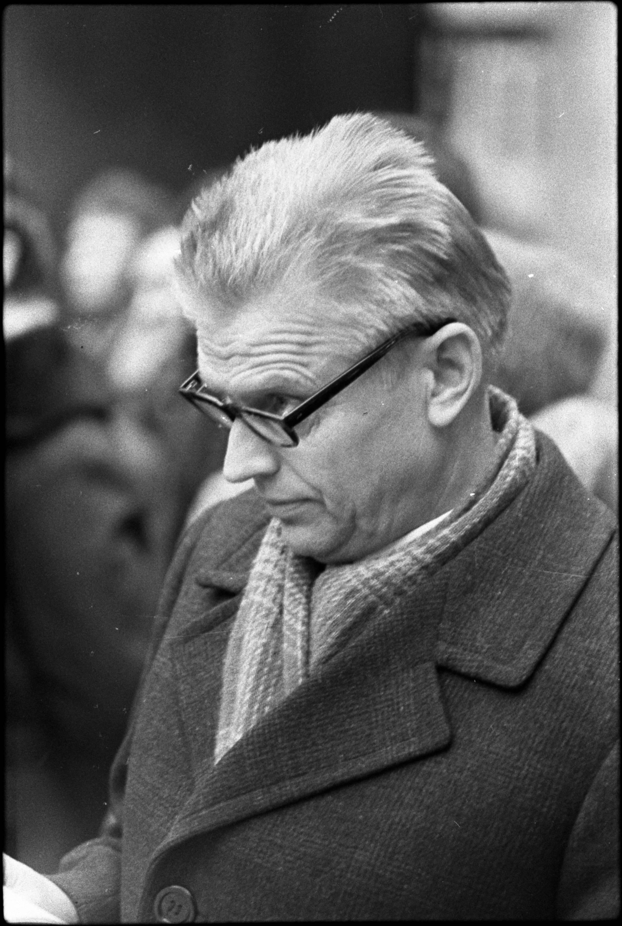 Prof. Juozas Pikčilingis 1978 m. | epaveldas.lt, A. Ulozevičiaus nuotr.