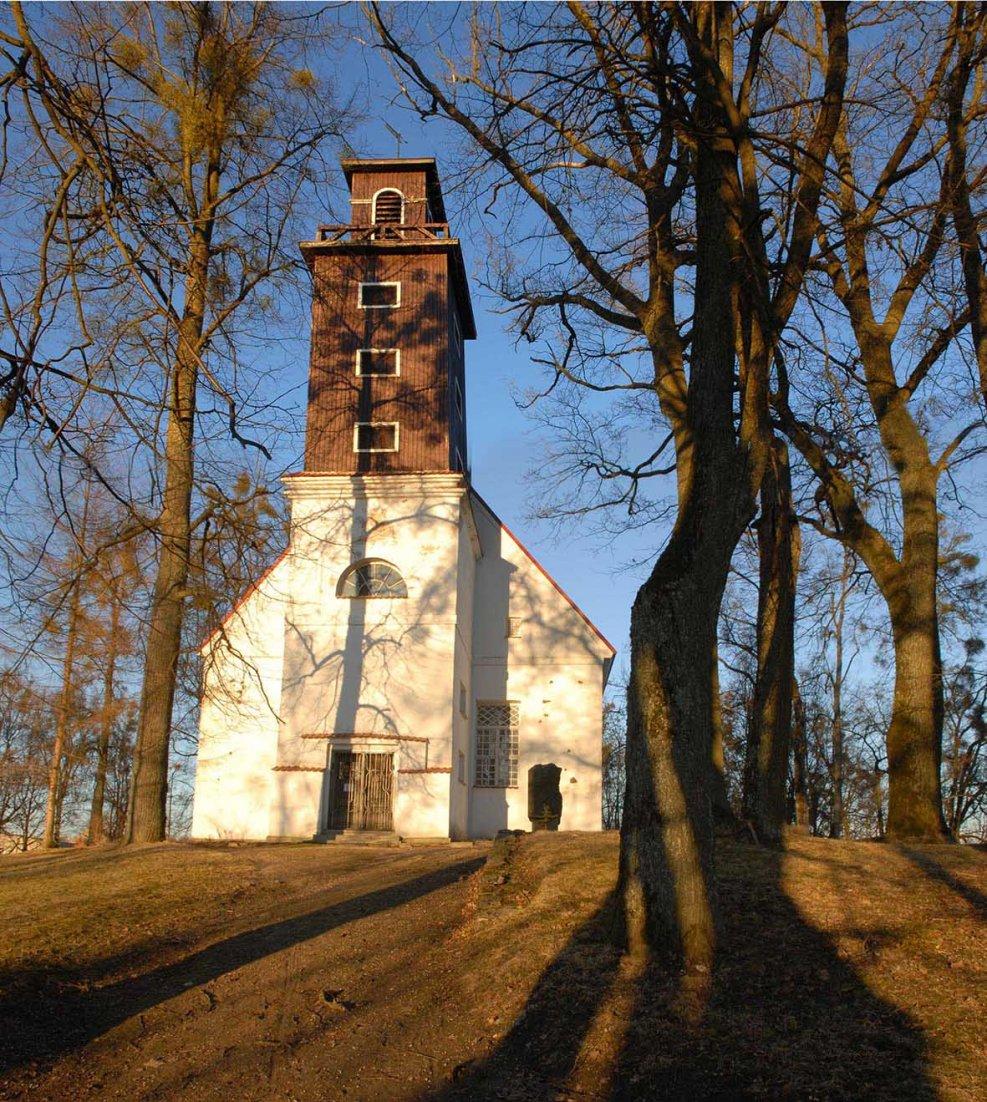 Tolminkiemio bažnyčia   vyzdys.com nuotr.