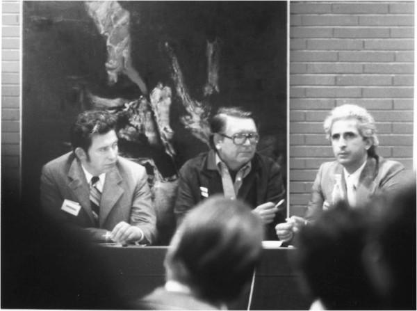 Profesorius A. O. Narakas Lozanoje kongrese. 1970 m. | Ncbi.nlm.nih.gov nuotr.