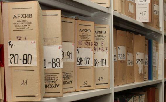 Atminties archyvai | Lietuvos gyventojų genocido ir rezistencijos tyrimo centro nuotr.