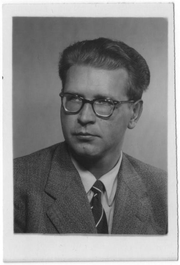 Algimantas O. Narakas 1950 m. | Ncbi.nlm.nih.gov nuotr.