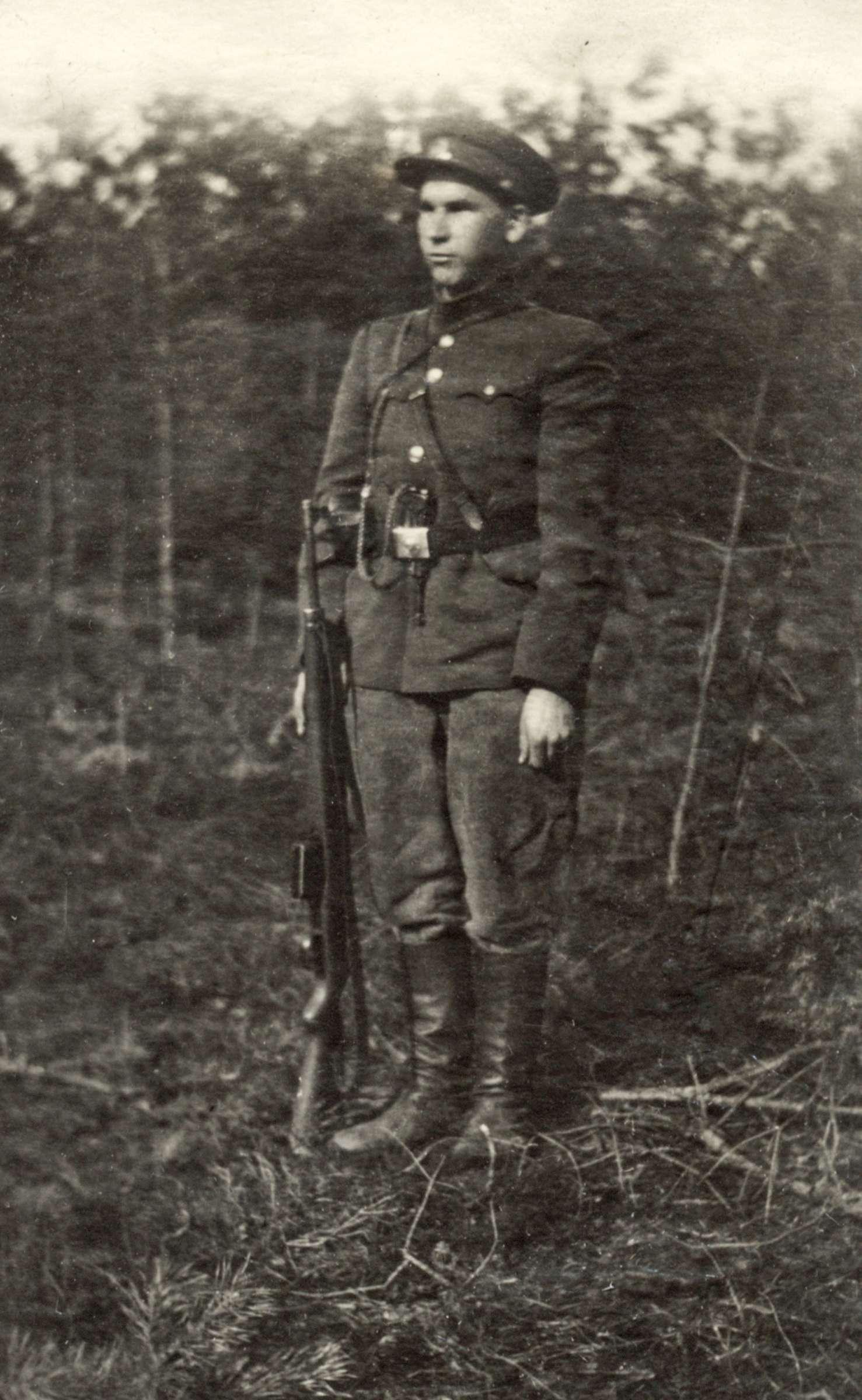 Petras Žakevičius–Tautmylis   LGGRTC nuotr.