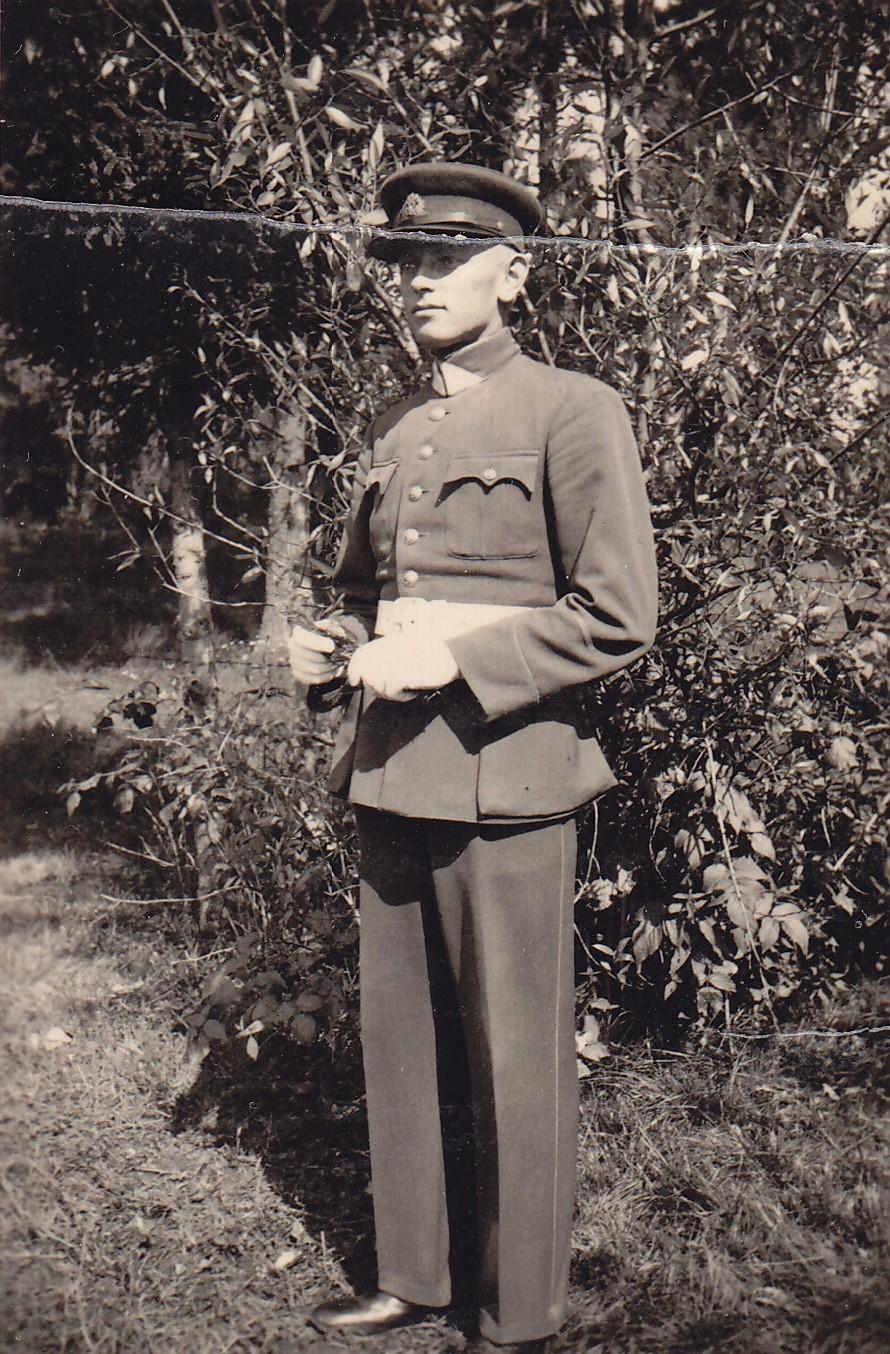 Adolfas Ramanauskas-Vanagas | Kauno karo muziejasu archyvo nuotr.