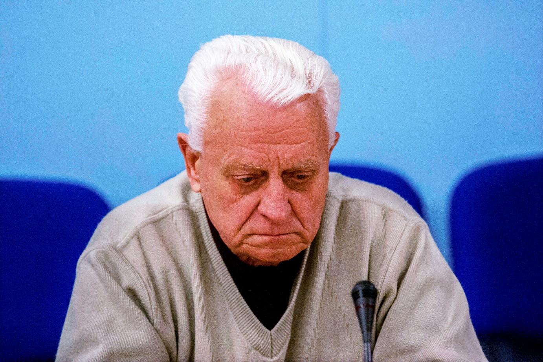 Šarūnas Valentinavičius (1939-2021) | Alkas.lt, A. Rasakevičiaus nuotr.