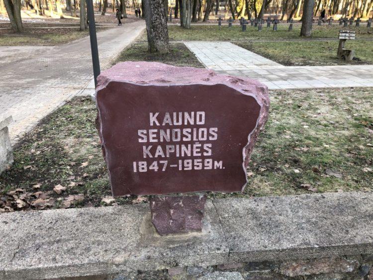Kauno senosios kapinės | punskas.pl nuotr.