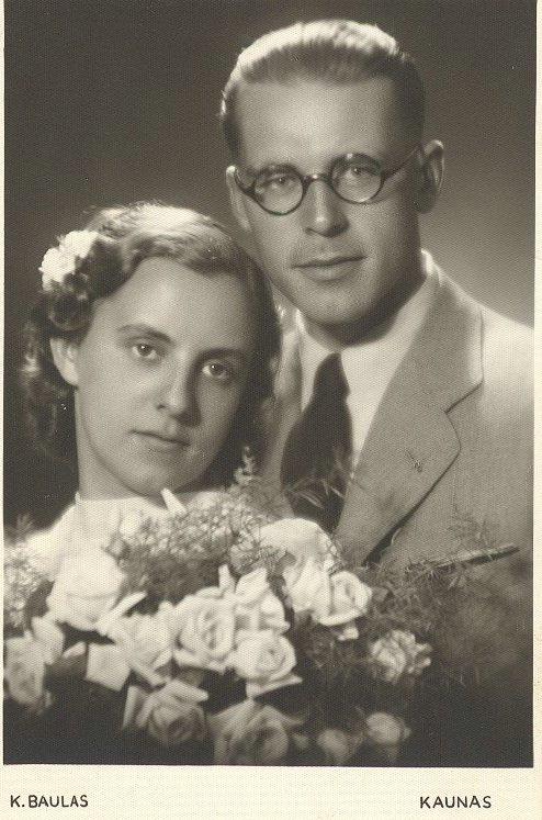 Juozas ir Marija Milvydai | archyvinė nuotr.