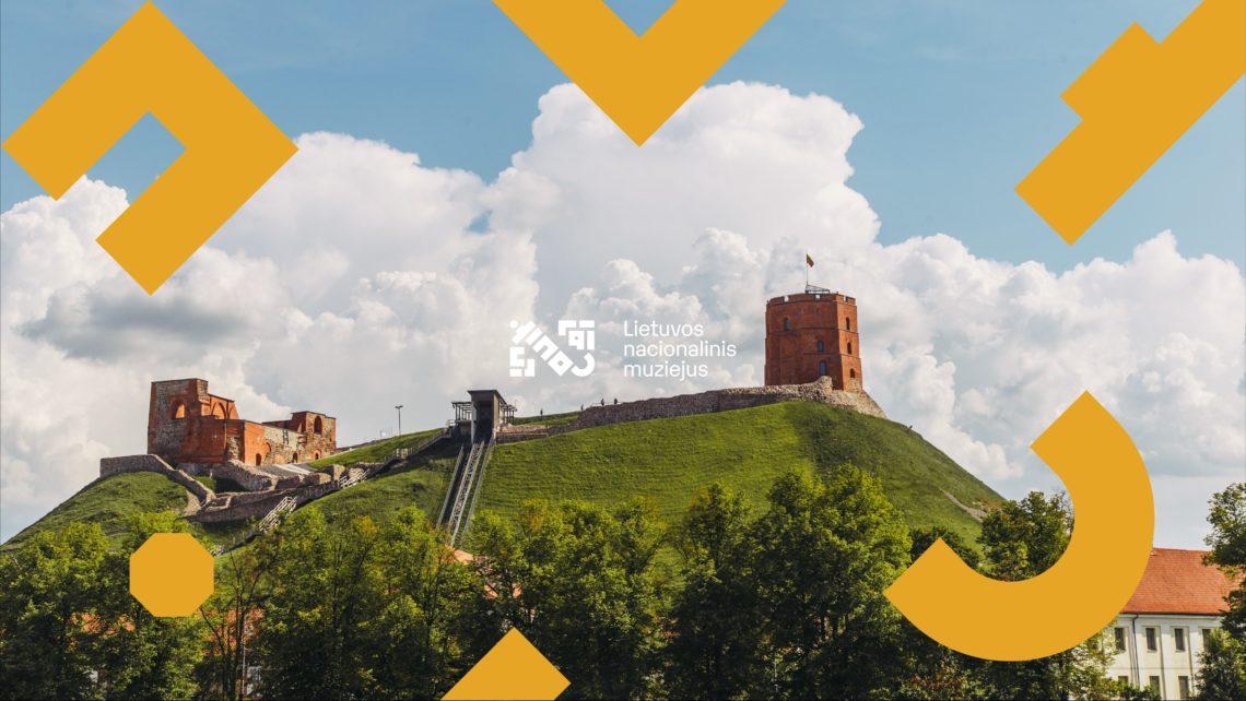 Lietuvos nacionalinis muziejus – Gedimino pilies bokštas, Naujasis ir Senasis arsenalai iš paukščio skrydžio. | LNM nuotr.