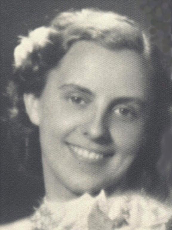 Marija Milvydienė (Pšemeneckaitė) 1917-2000 | archyvinė nuotr.