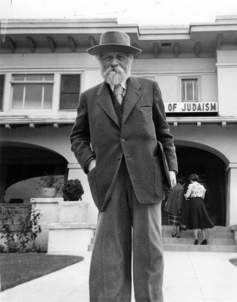Martinas Buberis (1878-1965) apie1950 | zakhor-online.com nuotr.