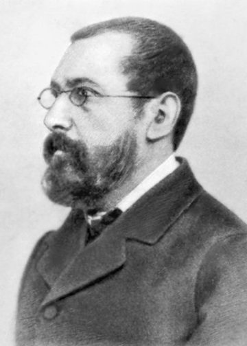 Augustas Šleicheris – pirmosios mokslinės lietuvių kalbos gramatikos autorius | mab.lt nuotr.