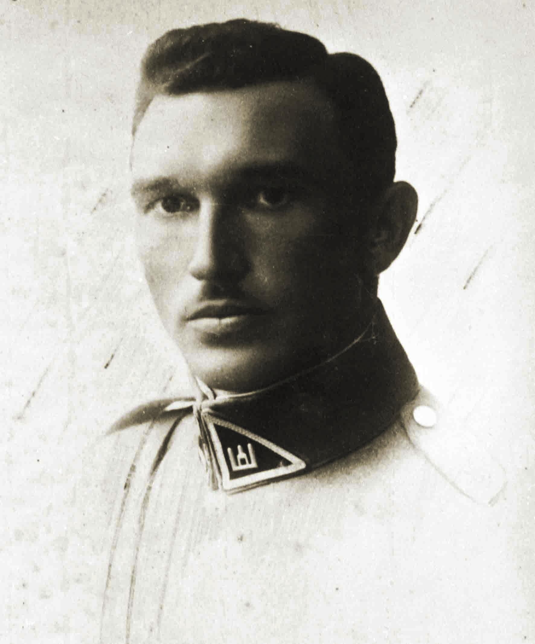 Kazimieras Skučas 1925–1926 | LCVA nuotr.