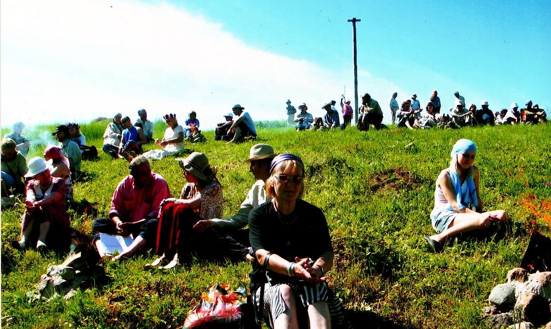 Rudens lygiadienio šventė 2011 m.   Žemaitijos romuvos nuotr.