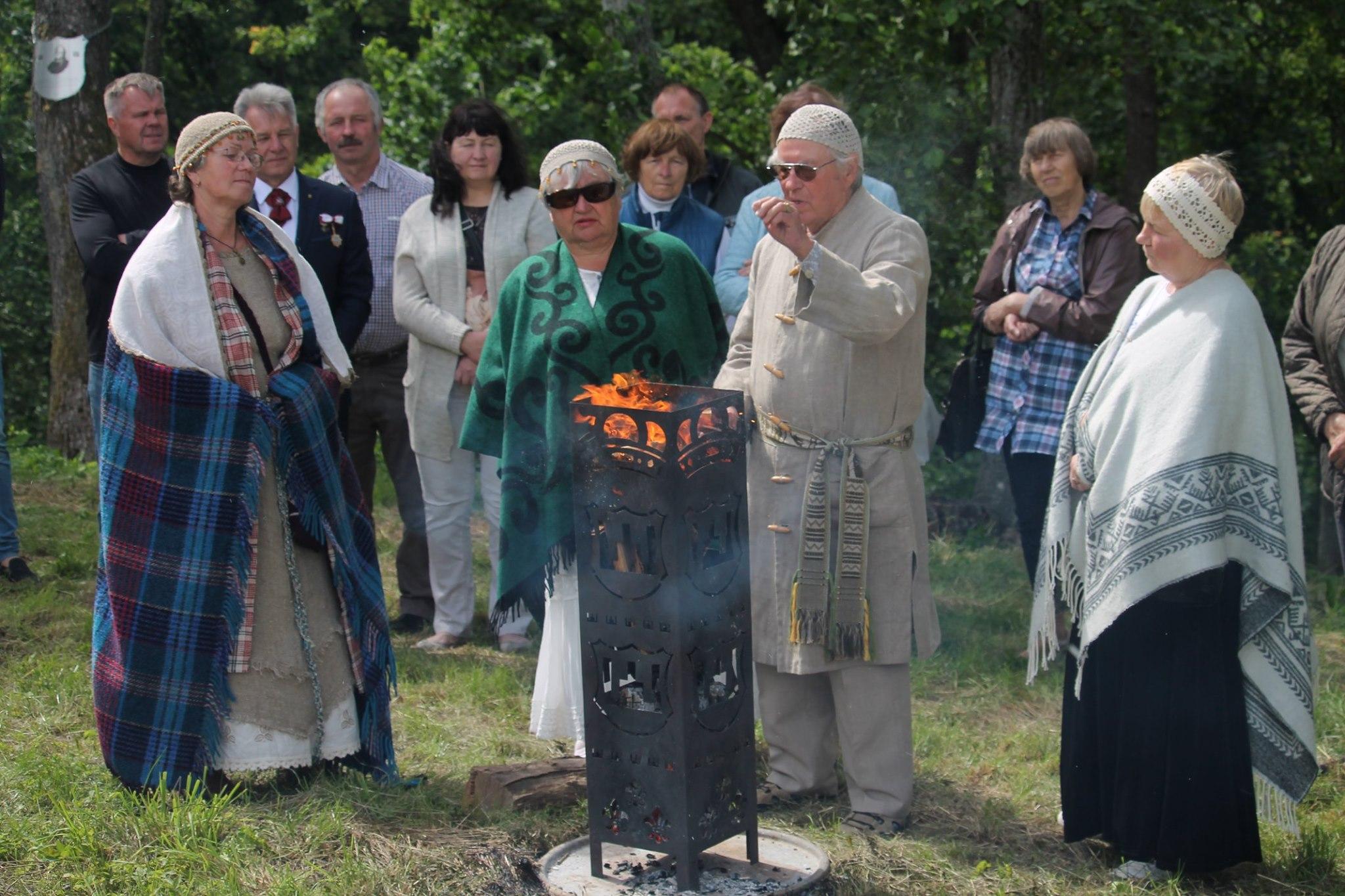 Karšuvo-Ivangėnų piliakanis 2020 07 12   G. Kniukštos nuotr.