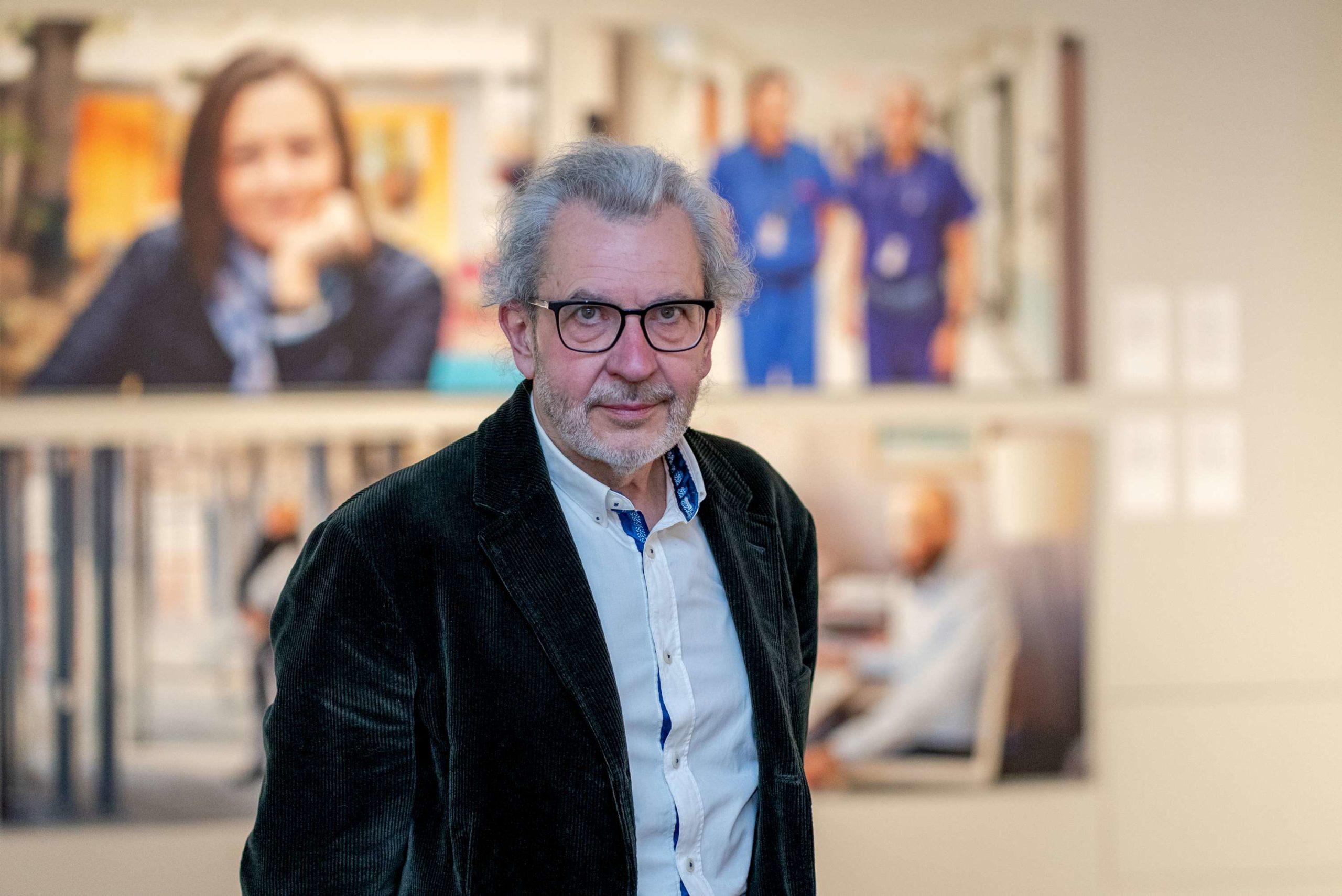 Fotomenininkas Arūnas Baltėnas parodoje pristato dirbančios ir kuriančios Lietuvos paveikslą | LNM, S. Samsono nuotr.
