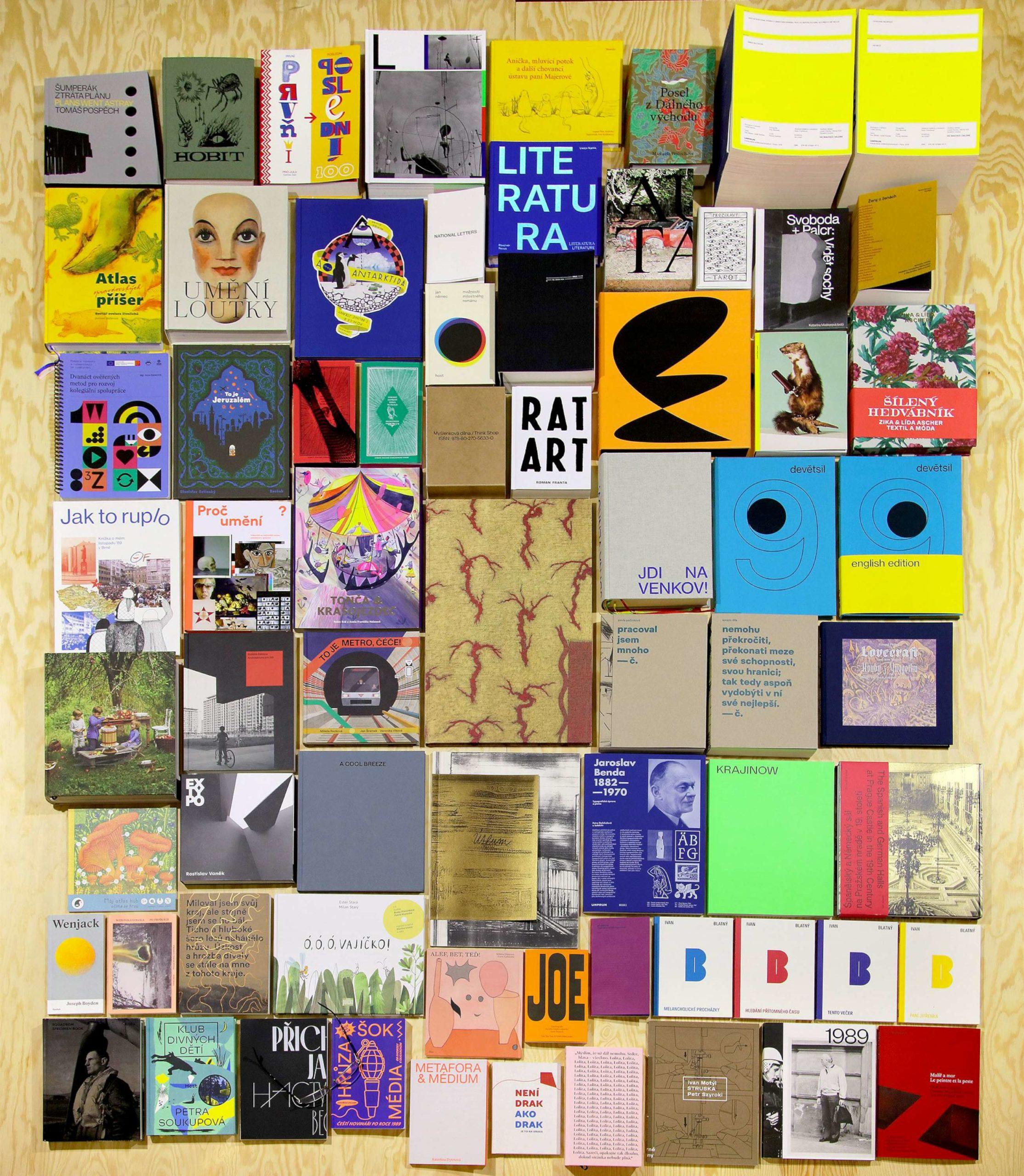 Gražiausios Čekijos 2020-ųjų metų knygos | K. Varnelio namų-muziejaus nuotr.