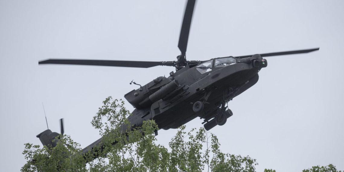 Karinės pratybos Lietuvoje kam.lt nuotr.