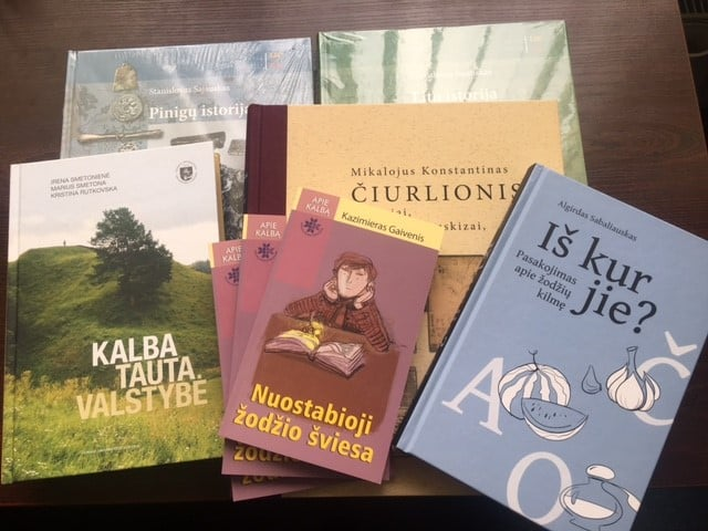 Lietuviškos knygos | lkd.lt nuotr.