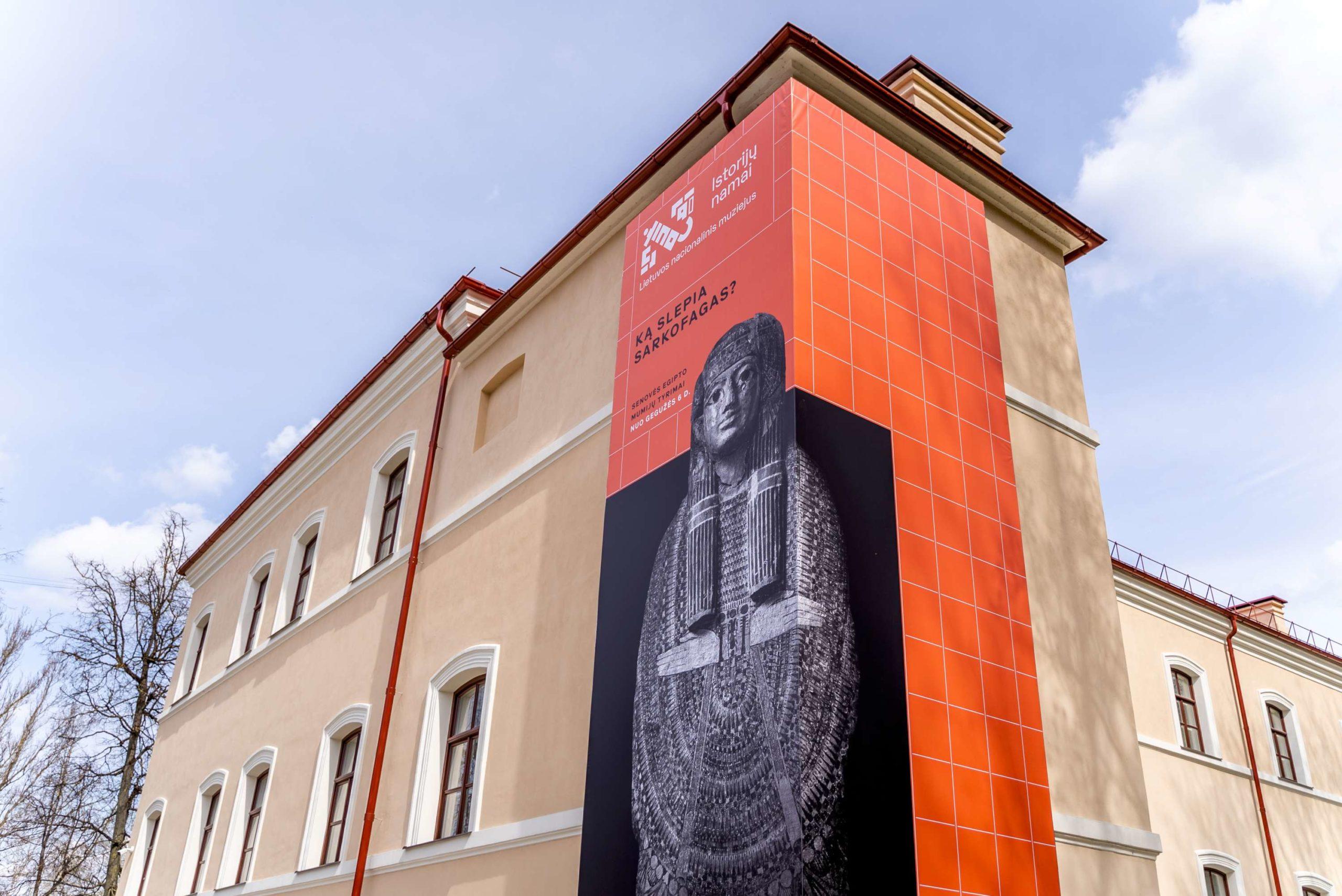 Parodos veikia naujajame muziejaus padalinyje - Istorijų namuose, T. Kosciuškos g. 3 | LNM, S. Samsono nuor.