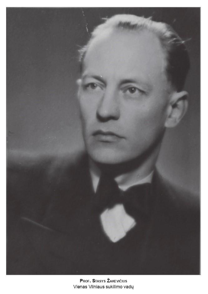 Stasys Žakevičius | D. Mažeikienės asm. archyvo nuotr.