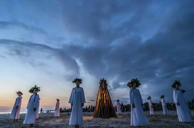Joninių šventė Šventojoje truks net penkias dienas | Palangos kultūros ir jaunimo centro nuotr.