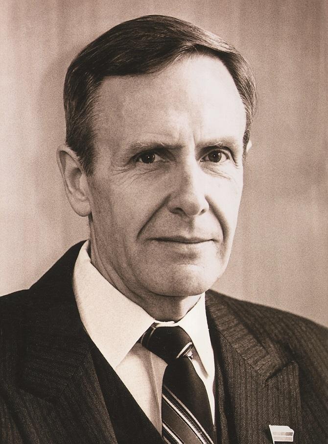 Kazimeiras Motieka (1929-2021)   LRS nuotr.