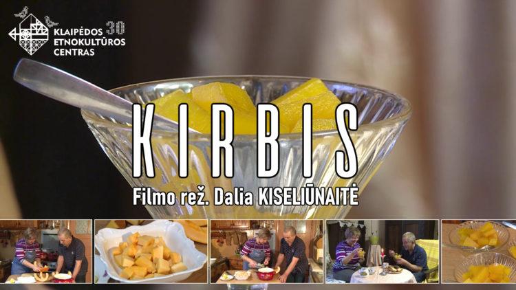 Kirbis   Klaipėdos miesto savivaldybės etnokultūros centro nuotr.