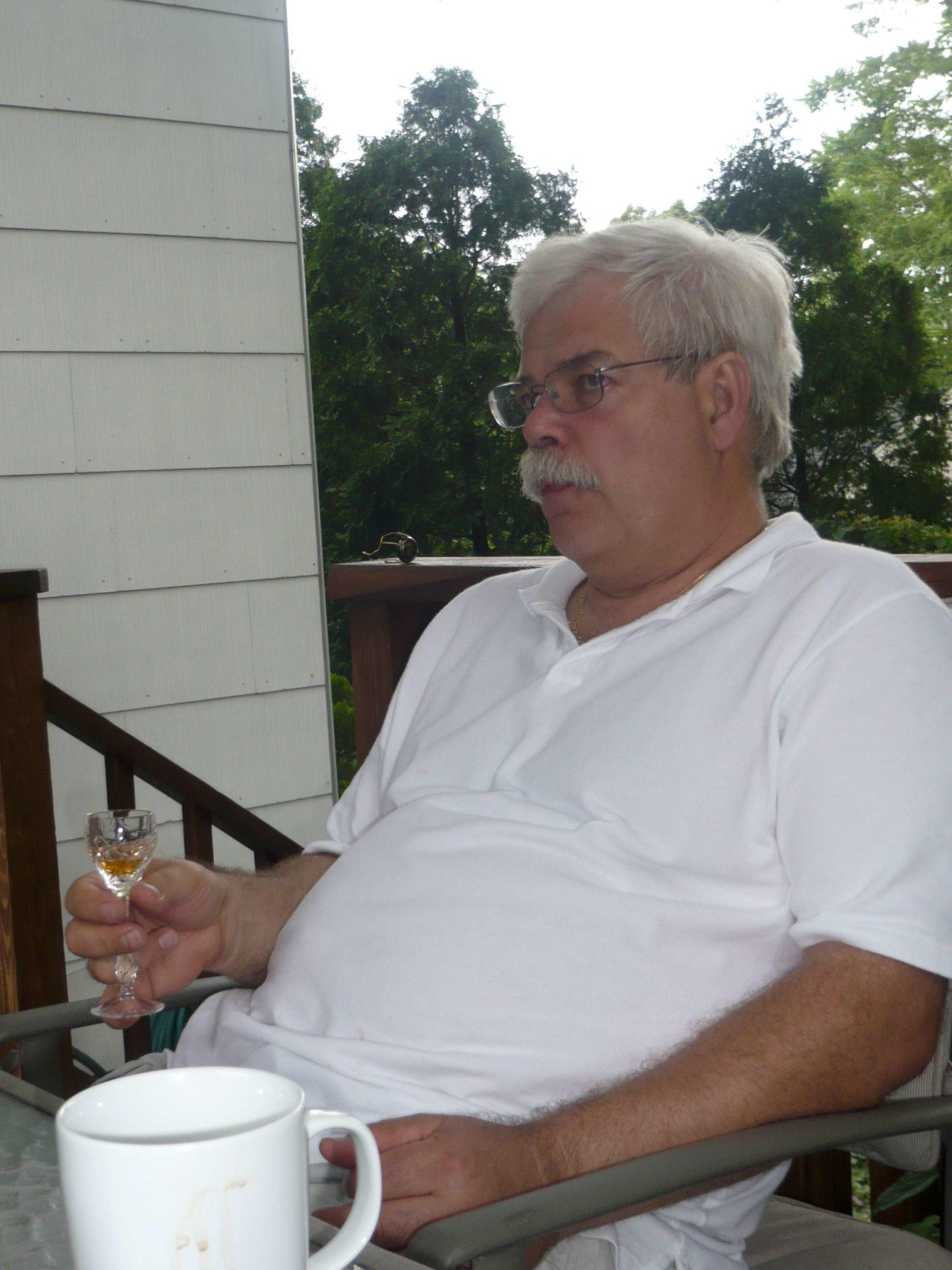 Paulius Šilbajoris – tik per stebuklą nežuvęs rugsėjo 11-ąją   P. S. Krivicko nuotr.