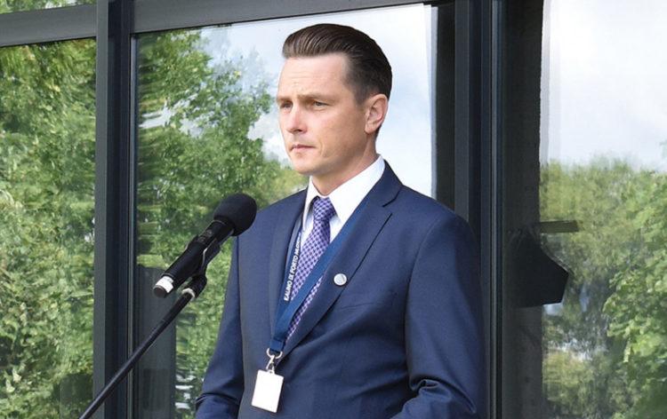 Lietuvos muziejų asociacijai vadovaus Marius Pečiulis | lrv.lt nuotr.