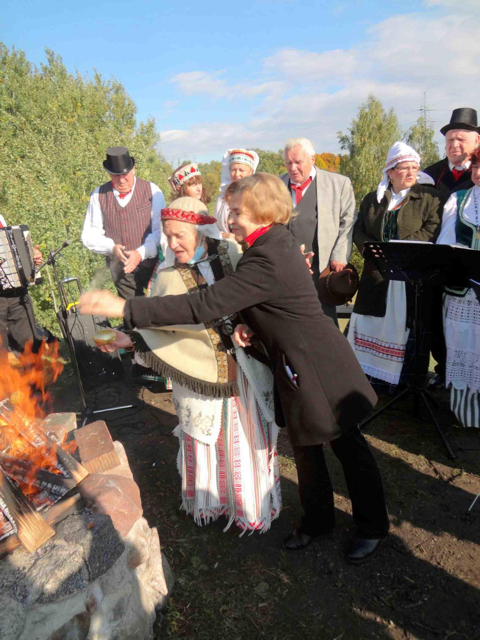 Baltų kultūros šventė, skirta M. Gimbutienės 100-mečiui | B. Zeigienės nuotr.